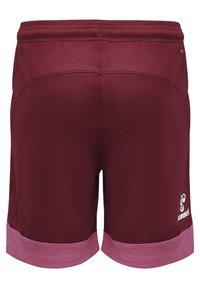 Hummel - LEAD  - Shorts - biking red - 1