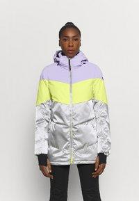Brunotti - OKALANI WOMEN SNOW JACKET - Snowboardová bunda - lavender - 0