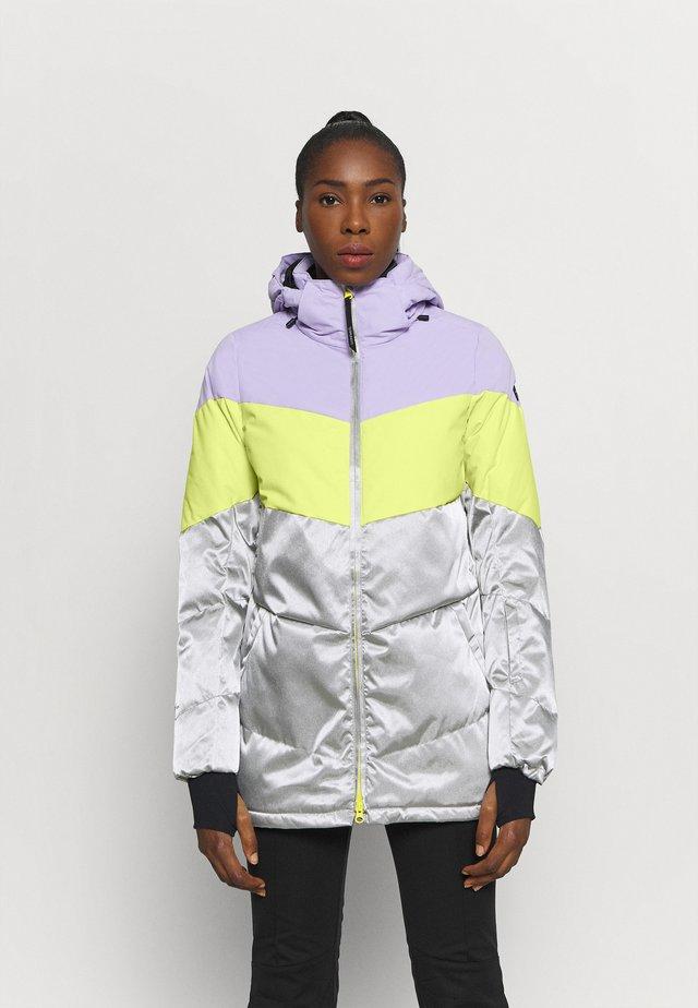 OKALANI WOMEN SNOW JACKET - Snowboardová bunda - lavender