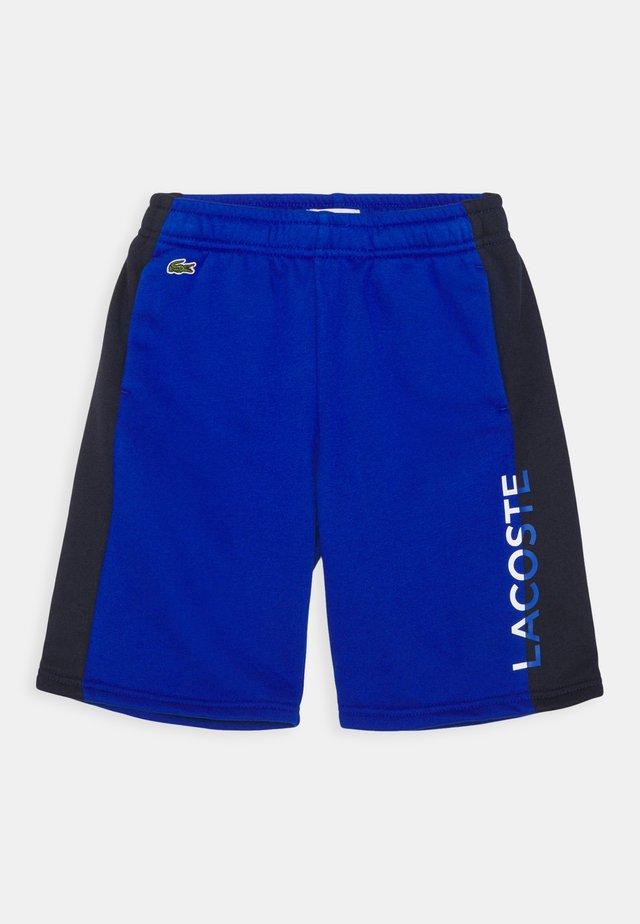 Pantaloni sportivi - lazuli/navy blue