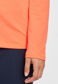 O'Neill - CLIME - Fleece jumper - fiery coral - 4