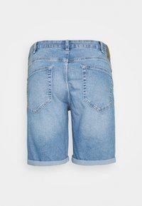 Only & Sons - ONSPLY SLIM - Denim shorts - grey denim - 1