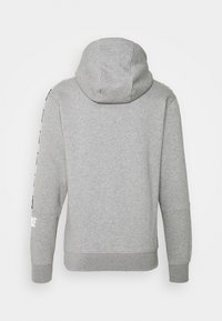 Nike Sportswear - REPEAT HOODIE  - Hoodie - grey heather/white - 1