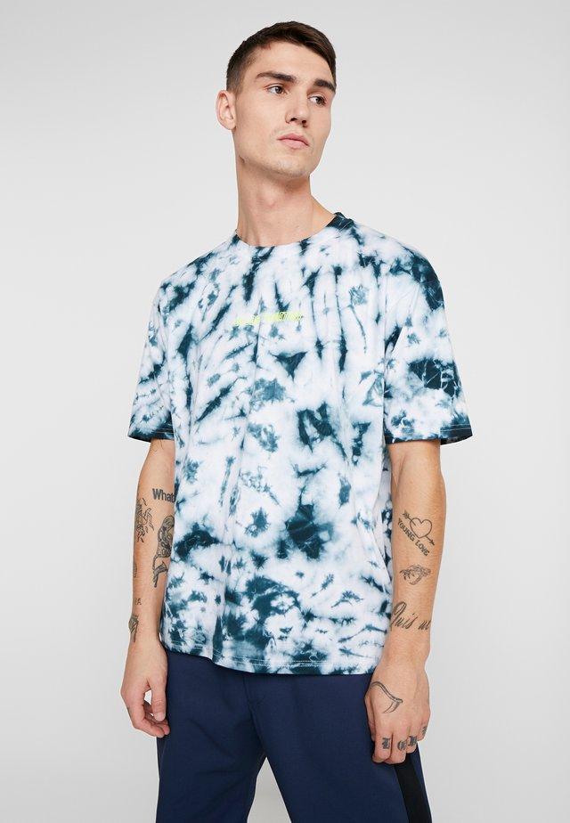 ESSEN - Camiseta estampada - white
