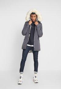Sixth June - Winter coat - grey - 1