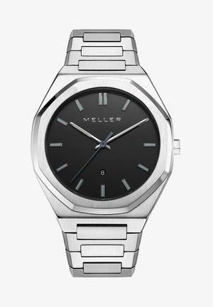 DAREN - Reloj - black silver