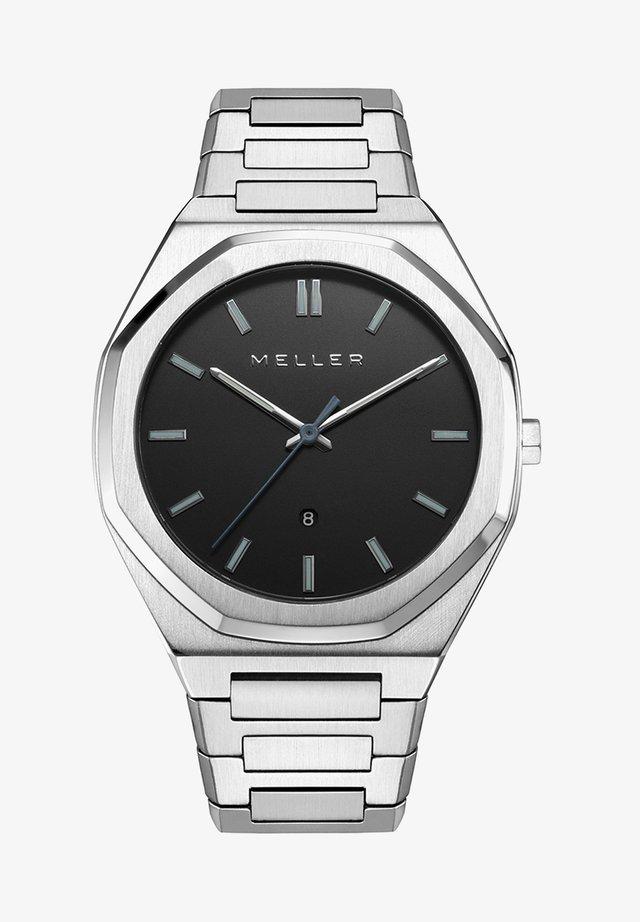 DAREN - Watch - black silver