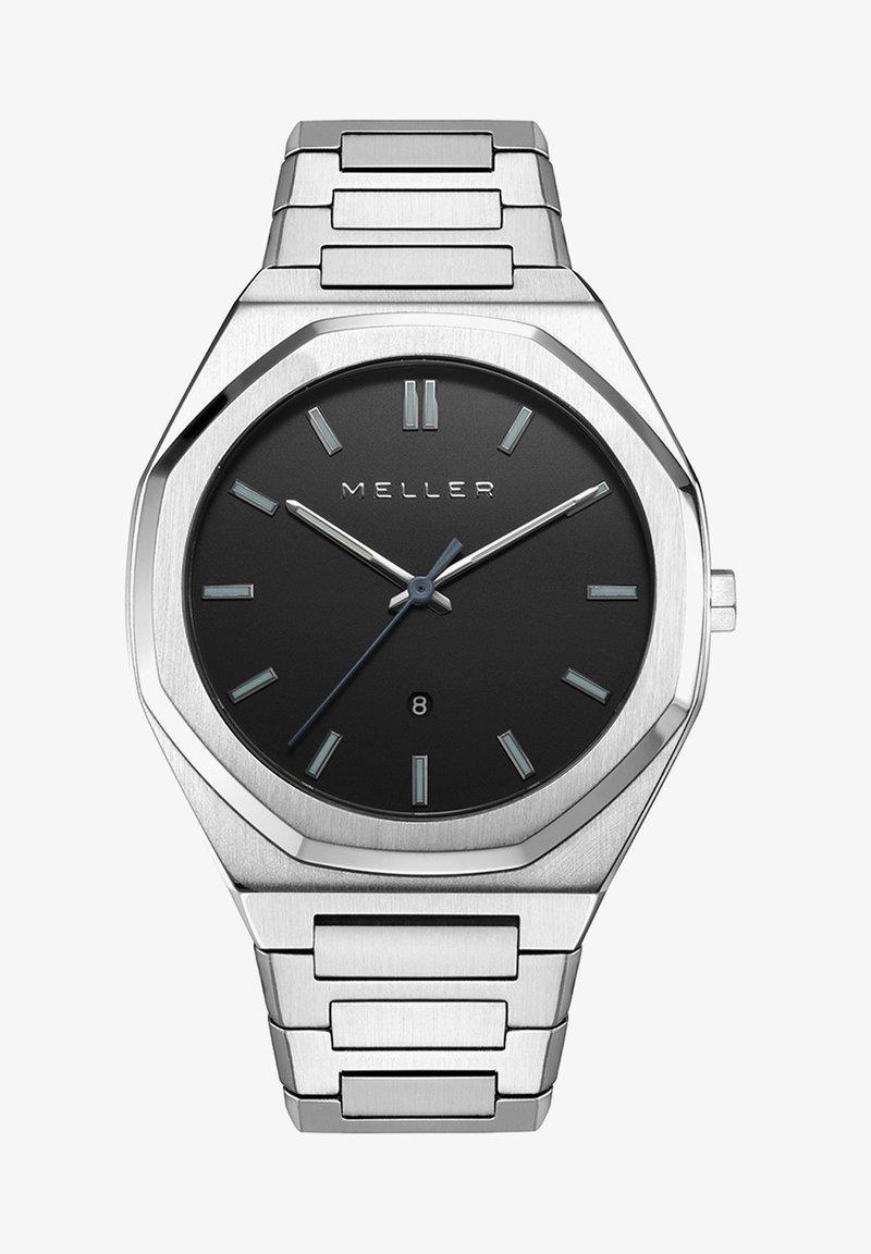 Meller - DAREN - Watch - black silver