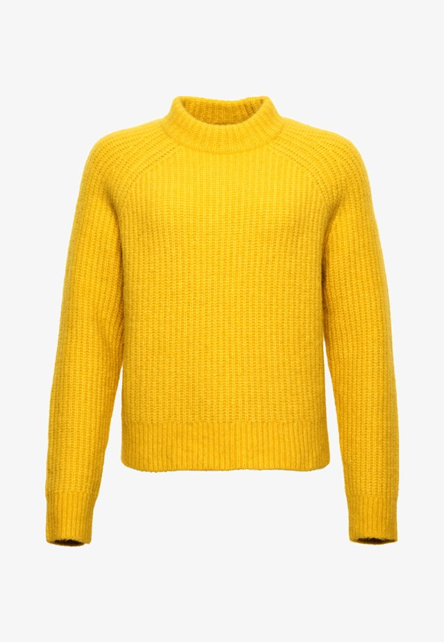 CULT STUDIOS SUPER LUX  - Sweter - staten yellow