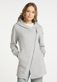DreiMaster - Zip-up hoodie - hellgrau melange - 0