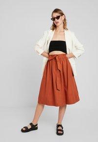 YAS - YASPICCA SKIRT ICONS - A-line skirt - picante - 1