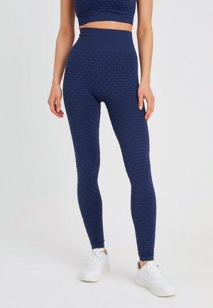 Legging - dunkelblau