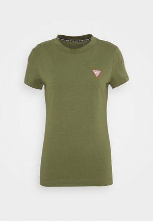 MINI TRIANGLE TEE - Print T-shirt - baja palm