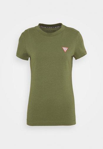 TRIANGLE - Basic T-shirt - baja palm