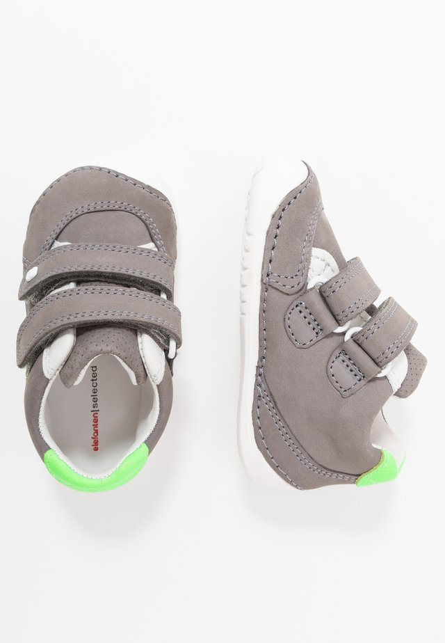 LEO - Baby shoes - grey