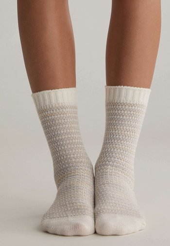 2 PAIRS  - Socks - white