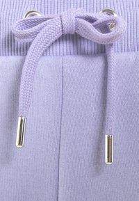 NU-IN - Tracksuit bottoms - lavender - 2