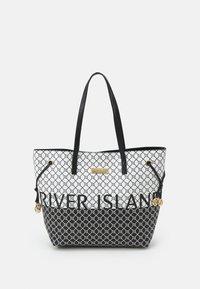 River Island - Tote bag - black - 0