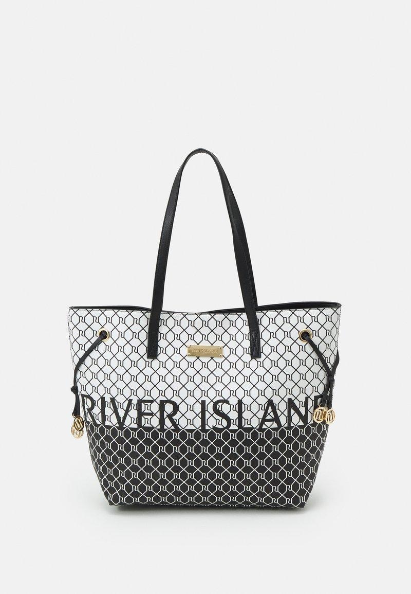 River Island - Tote bag - black