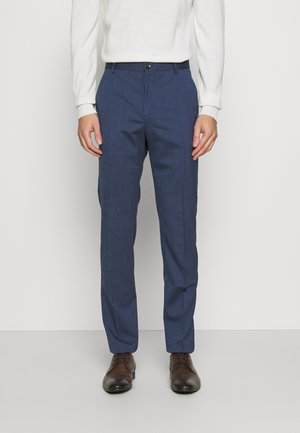 STRETCH PANT - Broek - blue nights