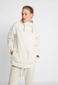 Columbia - SOUTH CANYON™ JACKET - Hardshell jacket - chalk - 0