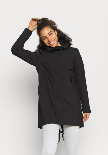 TULIPA JACKET - Waterproof jacket - black