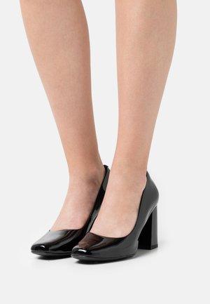 SHEER COURT - Classic heels - black