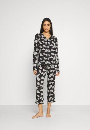 HANNIE SET - Pyjamas - black