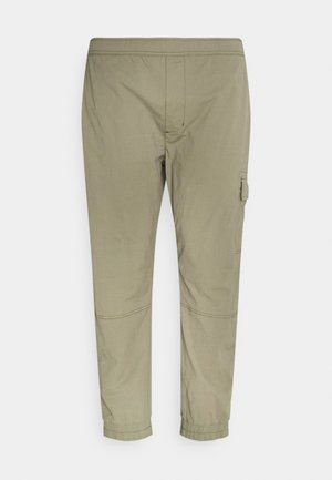 PANTS - Pantaloni cargo - dusty olive