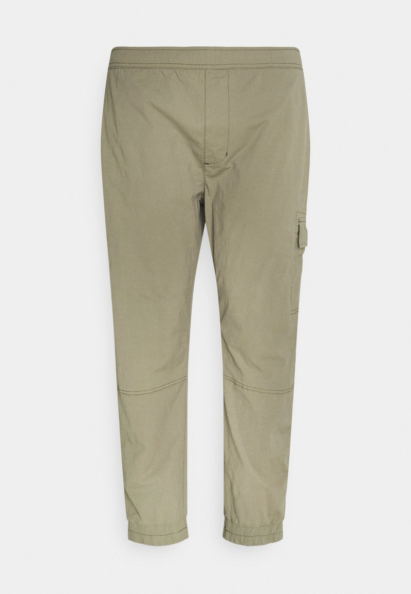 Blend - PANTS - Cargo trousers - dusty olive