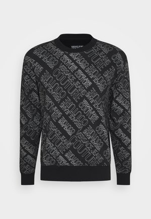 MAN LIGHT - Sweatshirt - nero
