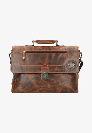 RANGER - Briefcase - brown