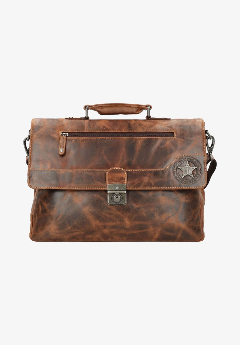 Billy the Kid - RANGER - Briefcase - brown
