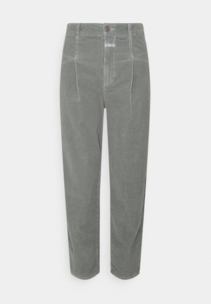 PEARL - Trousers - pale teal