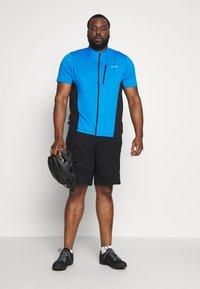 LÖFFLER - BIKE SHIRT ROCKY - T-Shirt print - brillant blue - 1