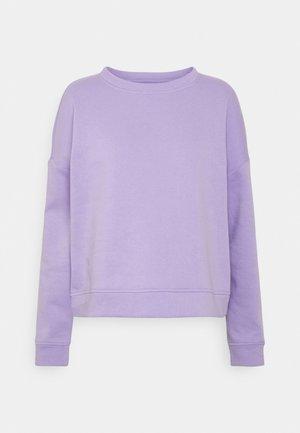 PCCHILLI - Sweatshirt - lavender