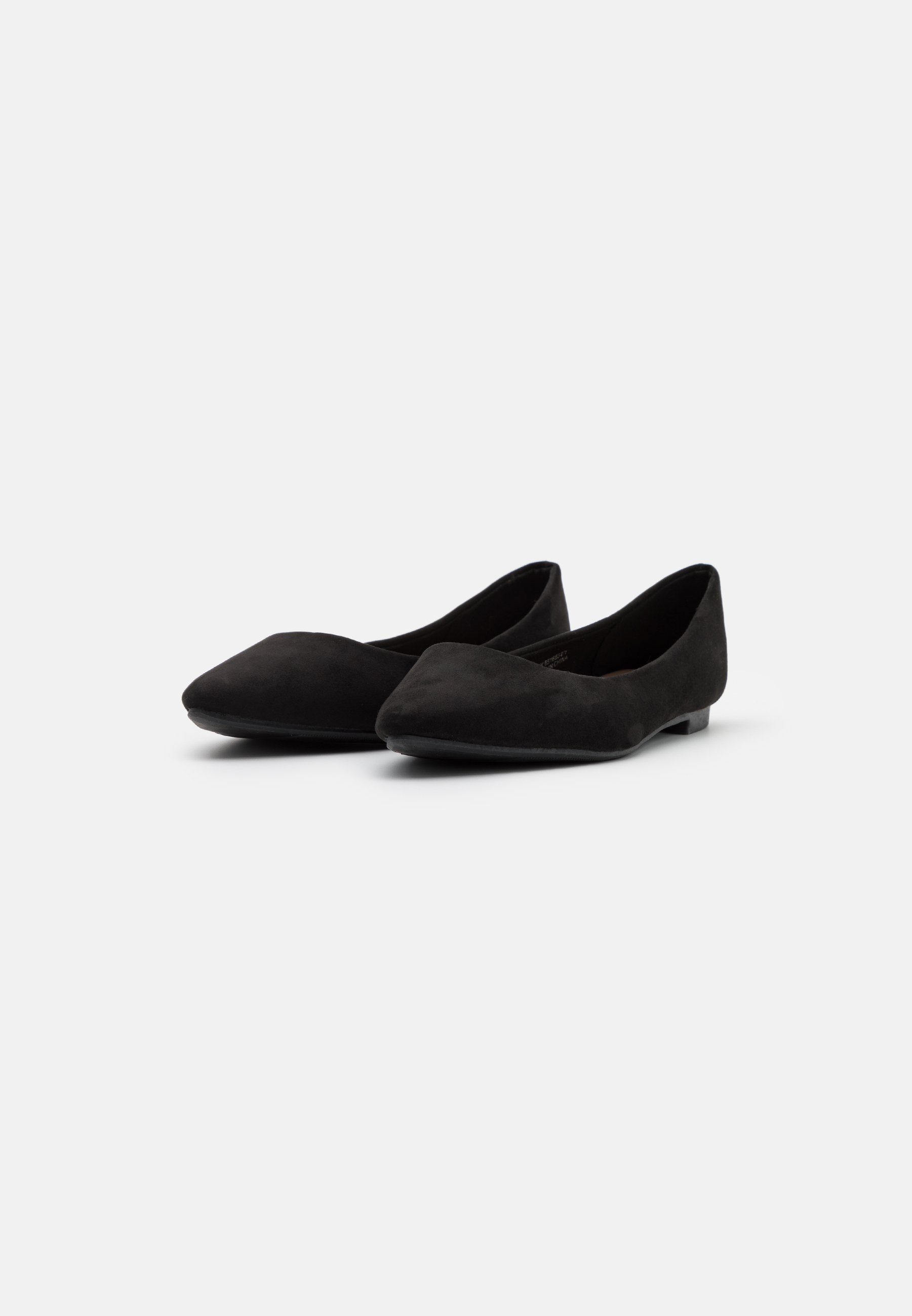 New Look Kashing Basic Point - Klassischer Ballerina Black/schwarz