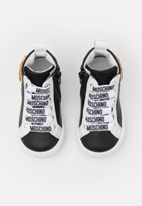 MOSCHINO - UNISEX - High-top trainers - black - 3