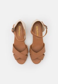 Barbour - BARBOUR ANGELINE - Wedge sandals - sand - 3