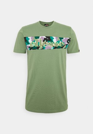 MORELA - T-shirt imprimé - light green