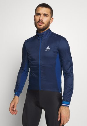 JACKET ZEROWEIGHT DUAL DRY - Vindjakke - estate blue
