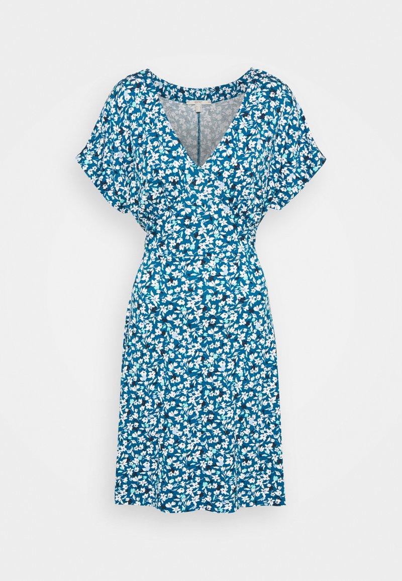 Esprit - Jerseykjole - blue