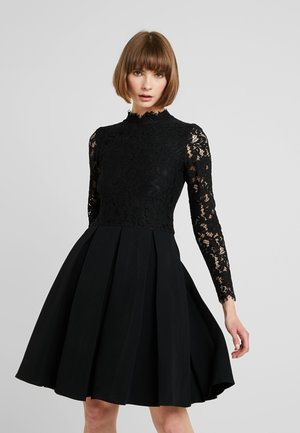 LONG SLEEVES - Cocktail dress / Party dress - black