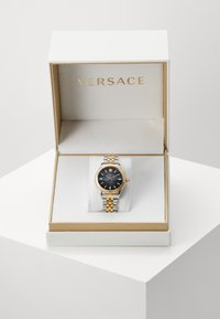 Versace Watches - HELLENYIUM - Hodinky - silver-coloured/gold-coloured - 3