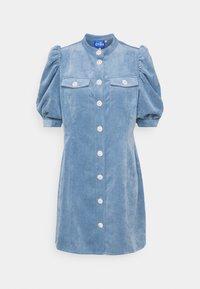 Cras - ANNIECRAS DRESS - Sukienka letnia - faded denim - 4