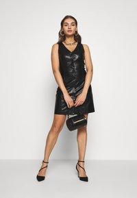 EDITED - IVER DRESS - Shift dress - schwarz - 1