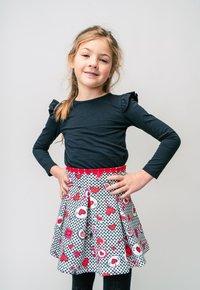 Rosalita Senoritas - A-line skirt - red - 1