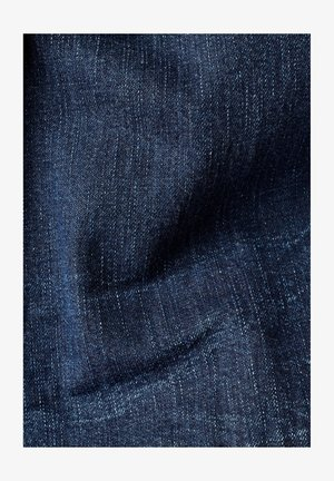 SCUTAR 3D SLIM TAPERED - Slim fit jeans - worn in taint destroyed
