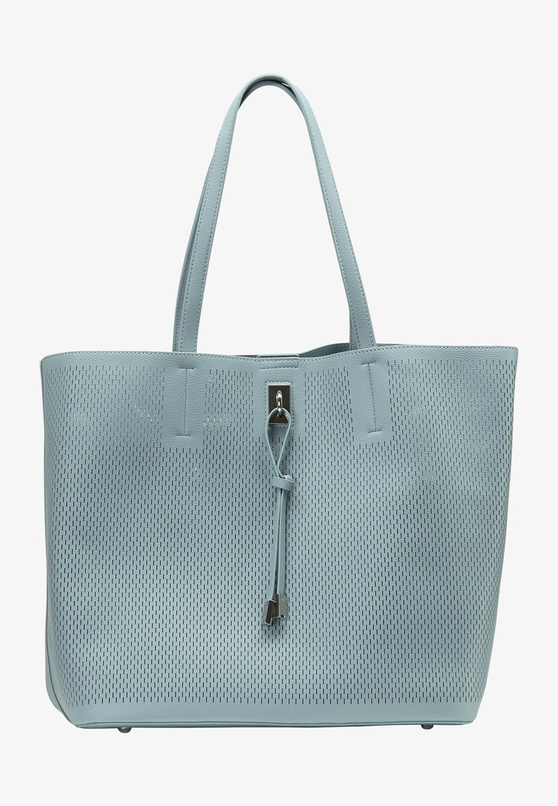 usha - Tote bag - hellblau