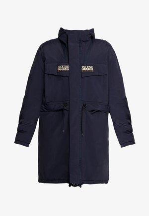 SKIDOO CREATOR - Płaszcz zimowy - blu marine